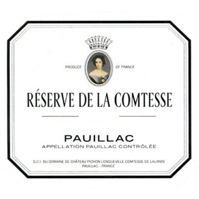 Reserve de la Comtesse 2019 (6x75cl)
