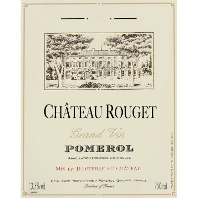 Rouget 2012 (12x75cl)