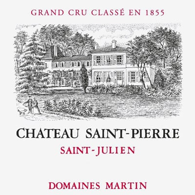 Saint-Pierre 2011 (12x75cl)