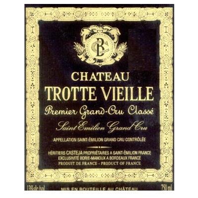Trottevieille 1983 (8x75cl)