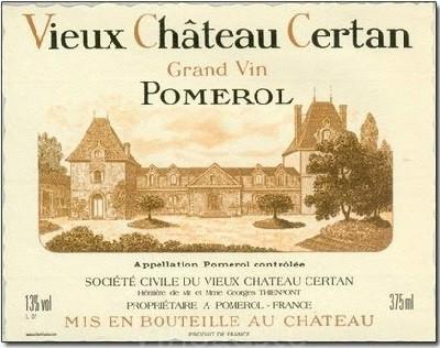 Vieux Chateau Certan 2015 (12x75cl)