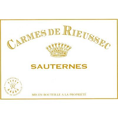 Carmes de Rieussec 2019 (6x75cl)