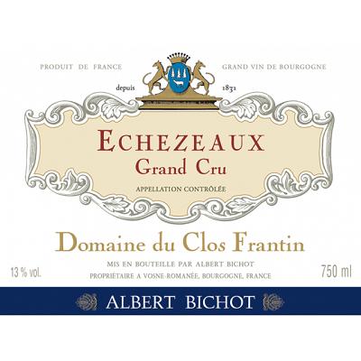 Clos Frantin (Albert Bichot) Echezeaux Grand Cru 2018 (6x75cl)