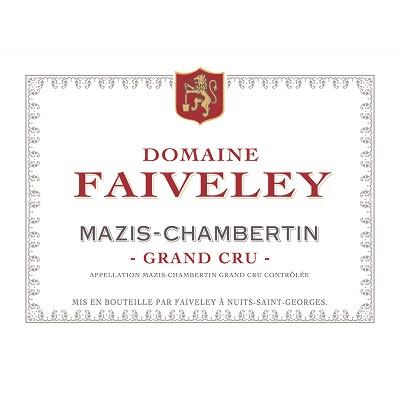 Faiveley Mazis-Chambertin Grand Cru 2018 (6x75cl)