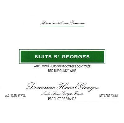 Henri Gouges Nuits-Saint-Georges 2018 (6x75cl)