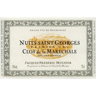 Jacques-Frederic Mugnier Nuits-Saint-Georges 1er Cru Clos de la Marechale 2011 (12x75cl)