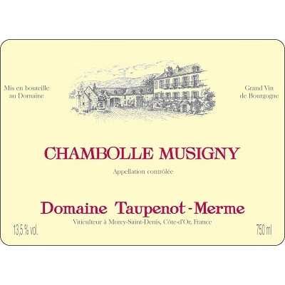 Taupenot Merme Chambolle-Musigny 2018 (6x75cl)