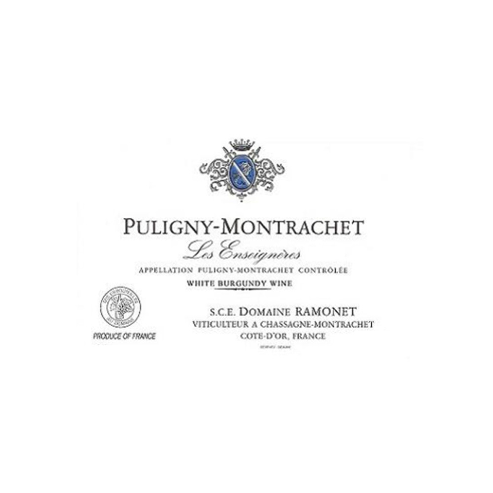 Ramonet Puligny Montrachet Les Enseigneres 2017 (6x75cl)