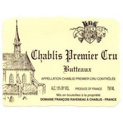 Raveneau Chablis 1er Cru Butteaux 2009 (6x75cl)