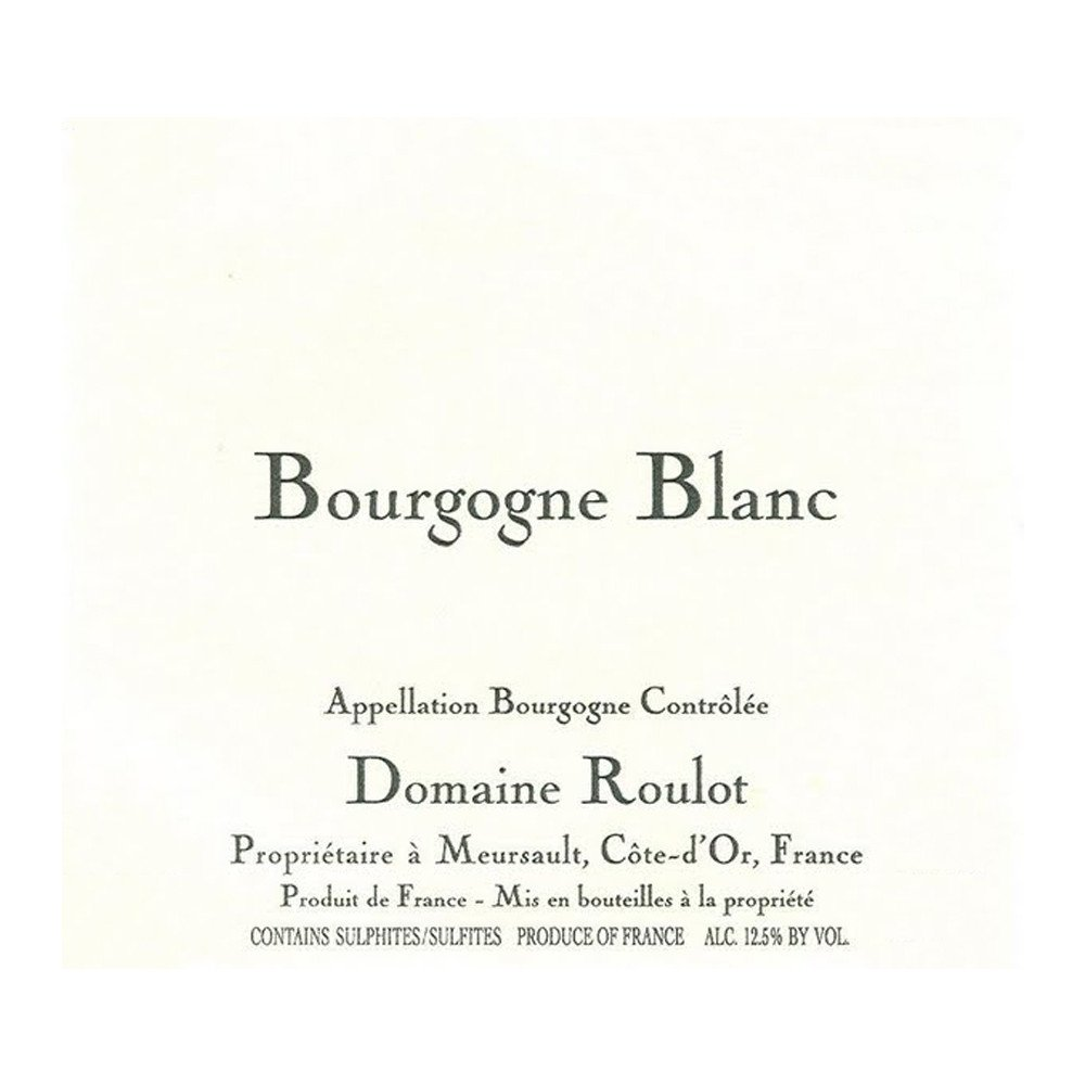 Guy Roulot Bourgogne Blanc 2015 (6x75cl)