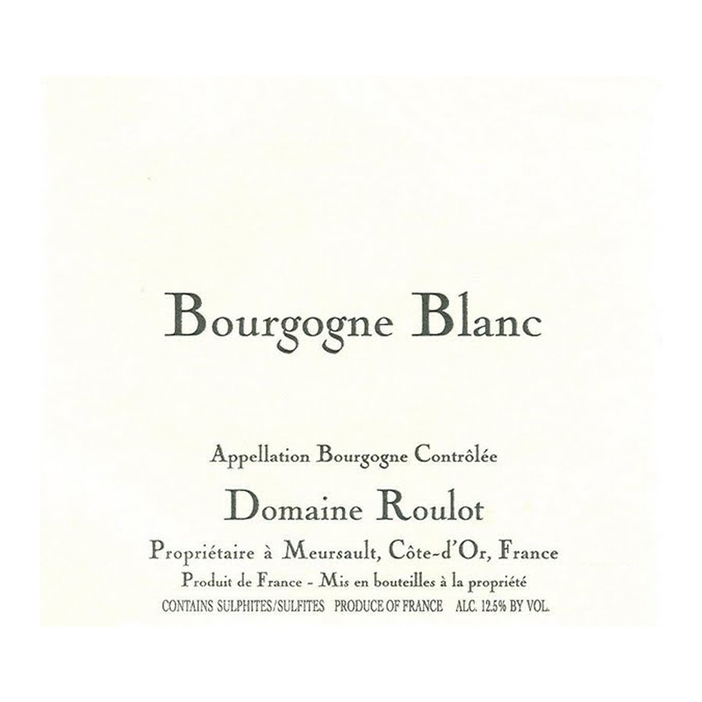 Guy Roulot Bourgogne Blanc 2017 (6x75cl)