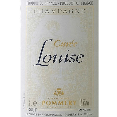 Pommery, Cuvee Louise 2004 (3x150cl)