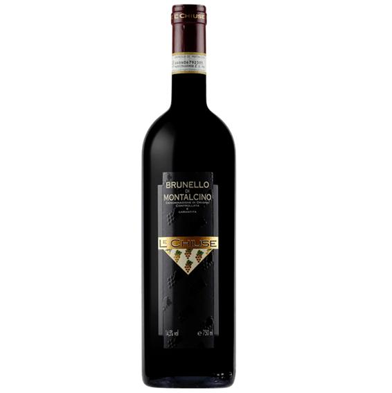 Le Chiuse Brunello di Montalcino 2015 (6x75cl)
