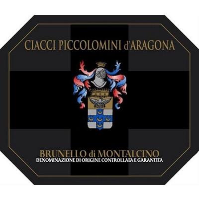 Ciacci Piccolomini Brunello di Montalcino 2015 (6x75cl)