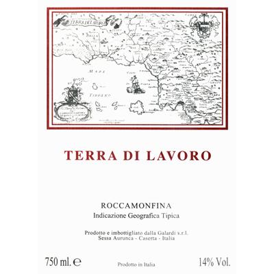 Galardi Terra di Lavoro Roccamonfina 2014 (6x75cl)