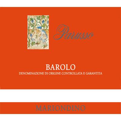 Parusso Barolo Mariondino 2016 (6x75cl)