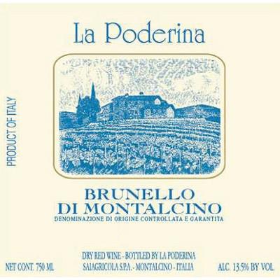Poderina Brunello di Montalcino 2006 (6x75cl)