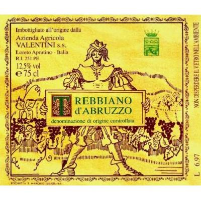 Valentini Trebbiano d'Abruzzo 2015 (12x75cl)