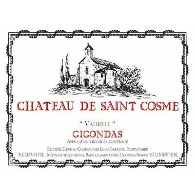 Saint Cosme Gigondas Valbelle 2013 (6x75cl)