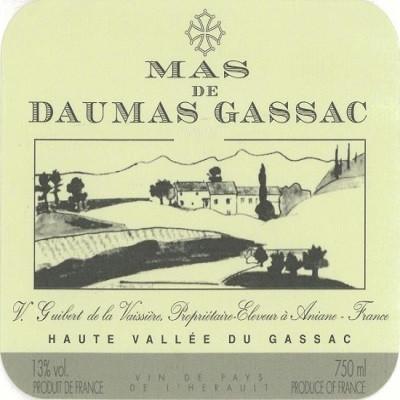 Mas de Daumas Gassac Rouge 2013 (6x75cl)