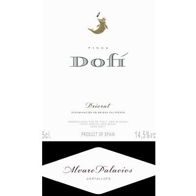 Alvaro Palacios Priorat Finca Dofi 2017 (3x75cl)