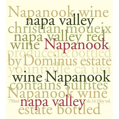 Napanook 2015 (12x75cl)