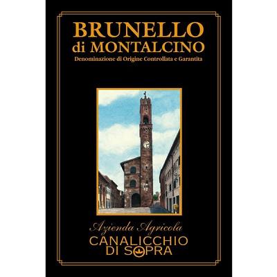 Canalicchio di Sopra Brunello di Montalcino 2013 (1x500cl)