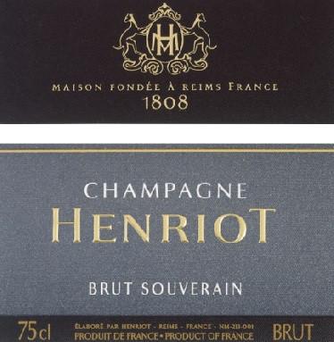Henriot Brut Souverain NV (6x75cl)