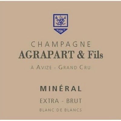 Agrapart Mineral Extra Brut 2009 (6x75cl)