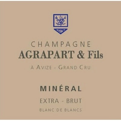 Agrapart Mineral Extra Brut 2013 (6x75cl)