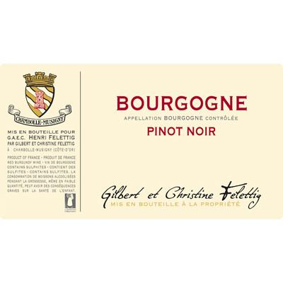 Felettig Bourgogne Rouge 2018 (6x75cl)