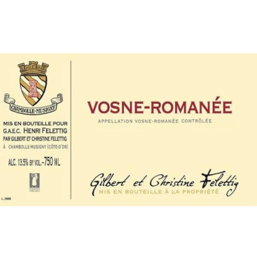 Felettig Vosne-Romanee 2018 (6x75cl)