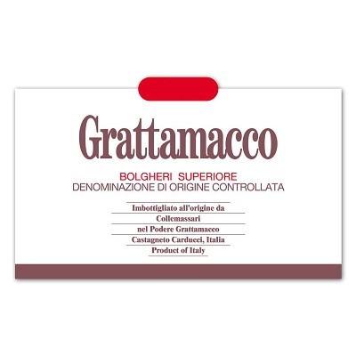 Grattamacco Bolgheri Superiore 2016 (6x75cl)