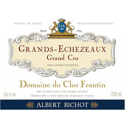 Albert Bichot (Clos Frantin) Grands-Echezeaux Grand Cru 2014 (6x75cl)