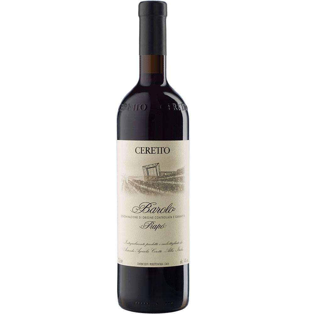 Ceretto Barolo Prapo 2016 (6x75cl)