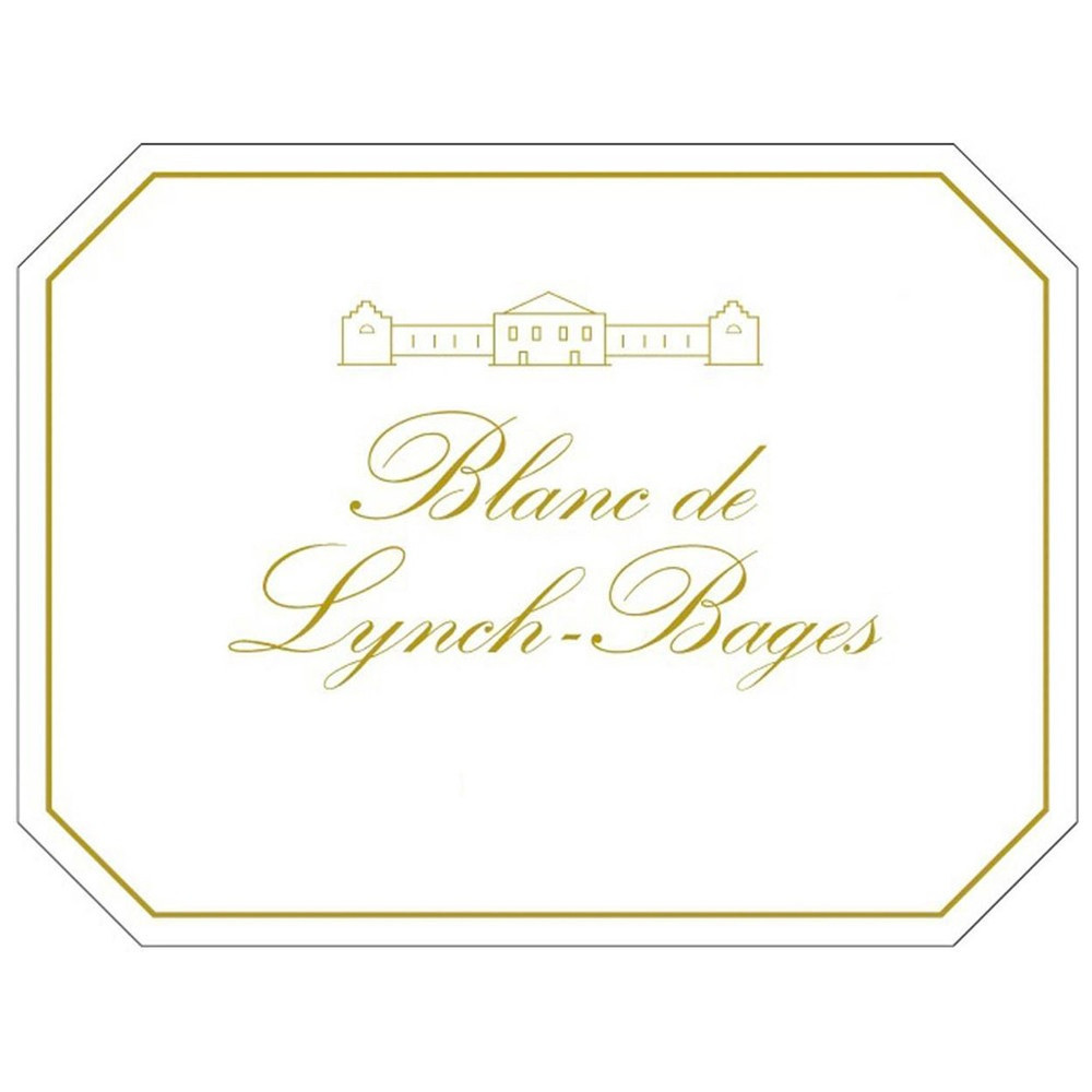 Blanc de Lynch Bages 2019 (6x75cl)