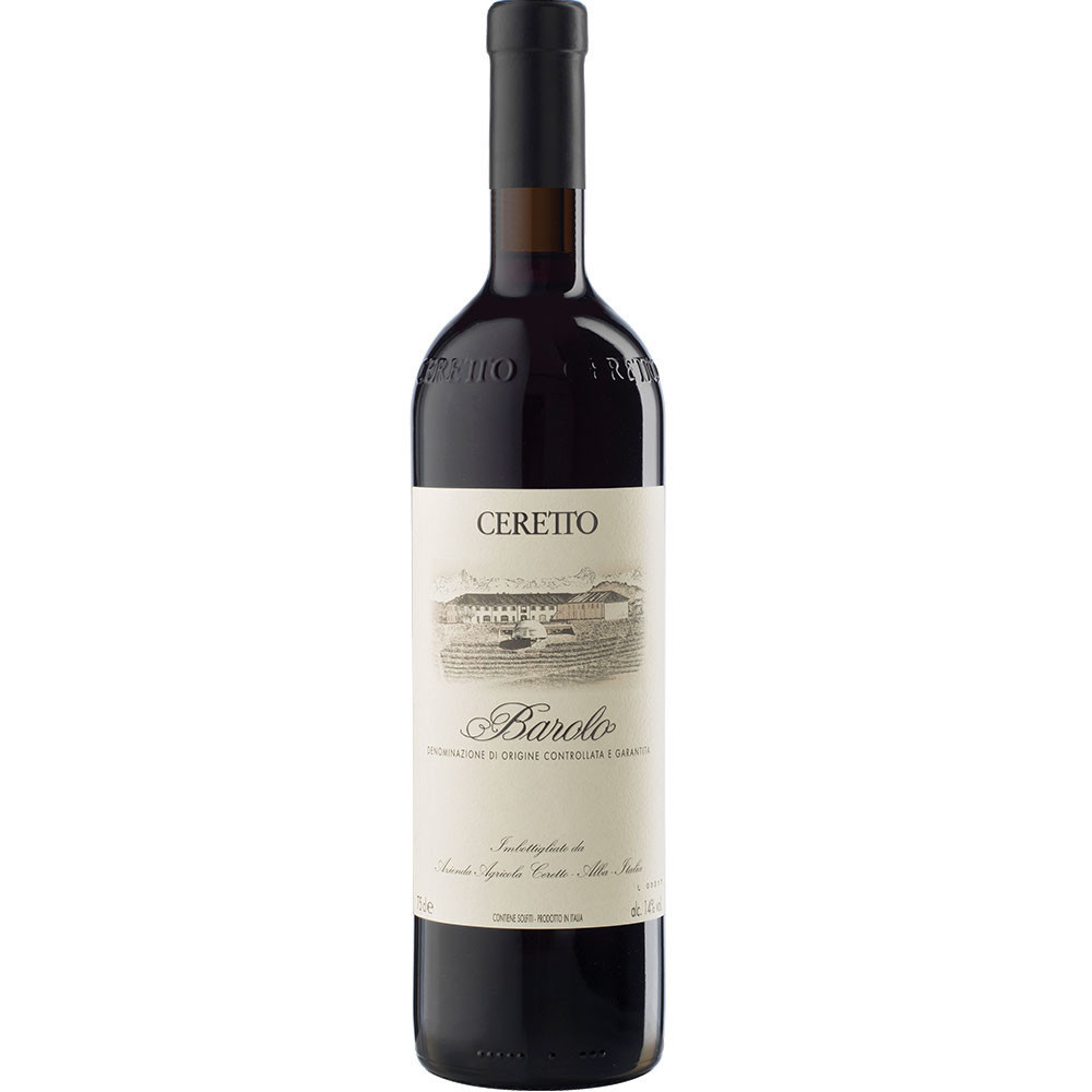 Ceretto Barolo 2016 (6x75cl)