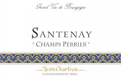 Jean Chartron Santenay Les Pierres Seches 2018 (6x75cl)