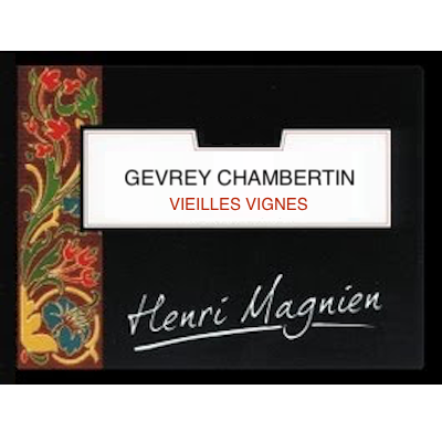 Henri Magnien Gevrey-Chambertin Vieilles Vignes 2018 (6x75cl)