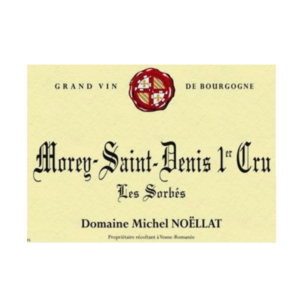 Michel Noellat Morey-Saint-Denis 1er Cru Les Sorbes 2018 (6x75cl)