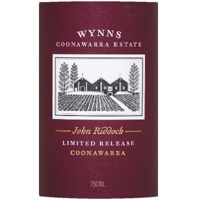 Wynns John Riddoch Cabernet Sauvignon 2018 (6x75cl)