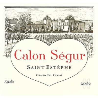 Calon Segur 1995 (12x75cl)