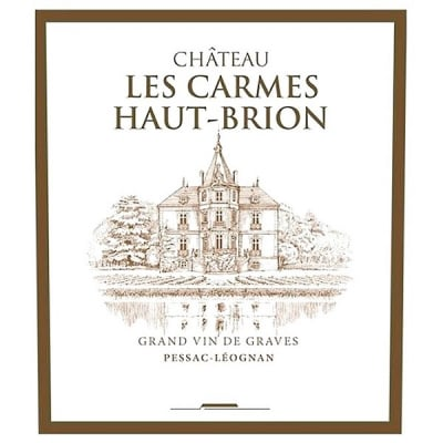 Les Carmes Haut-Brion 2015 (6x75cl)