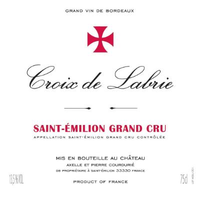 Croix de Labrie 2020 (6x75cl)