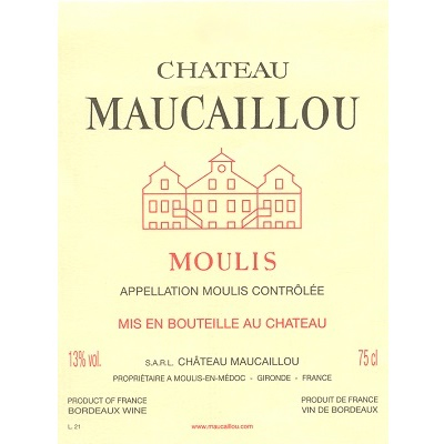 Maucaillou 2005 (12x75cl)