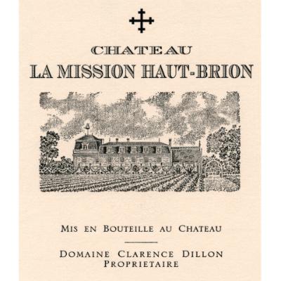 La Mission Haut-Brion Blanc 2014 (1x150cl)