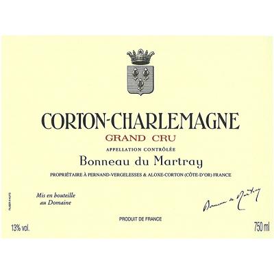 Bonneau du Martray Corton-Charlemagne Grand Cru 2018 (3x150cl)