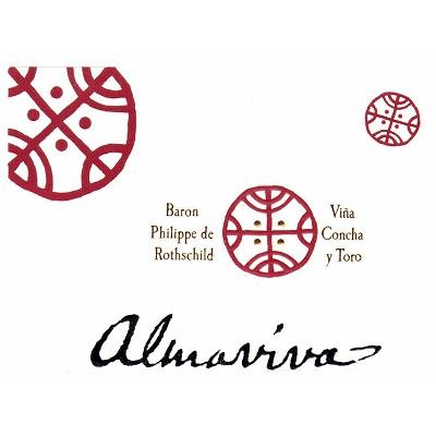 Rothschild & Concha Y Toro Almaviva 2019 (6x75cl)