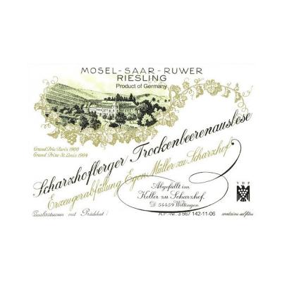 Egon Muller Scharzhofberger Riesling Trockenbeerenauslese 2017 (1x37.5cl)