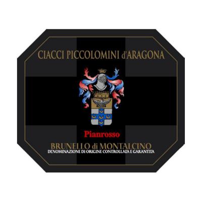 Ciacci Piccolomini Brunello di Montalcino Riserva Pianrosso 2015 (6x75cl)